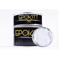 Клей для камня эпоксидный густой ILPA EPOKITT A+B (NEW) прозрачно-молочный 1,5+0,75kg