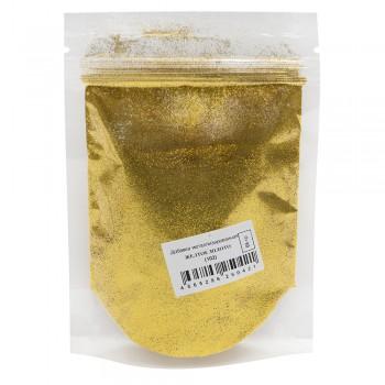 Металлизированная добавка «Diamant» Желтое Золото 102