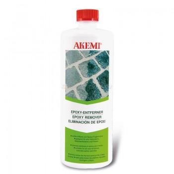 Очиститель эпоксидных остатков 1л AKEMI