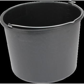 Пластмассовое ведро 12 литров