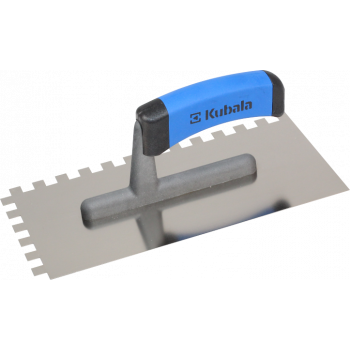 Нержавеющая тёрка 130x270 мм, зубчатая 10x10 мм, ручка G-1