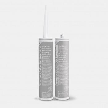 Силиконовый герметик для натурального мрамора Kerakoll Neutro Color