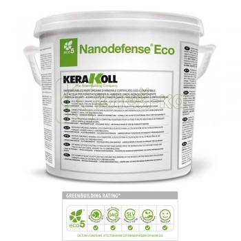 Обмазочная гидроизоляция Nanodefense Eco