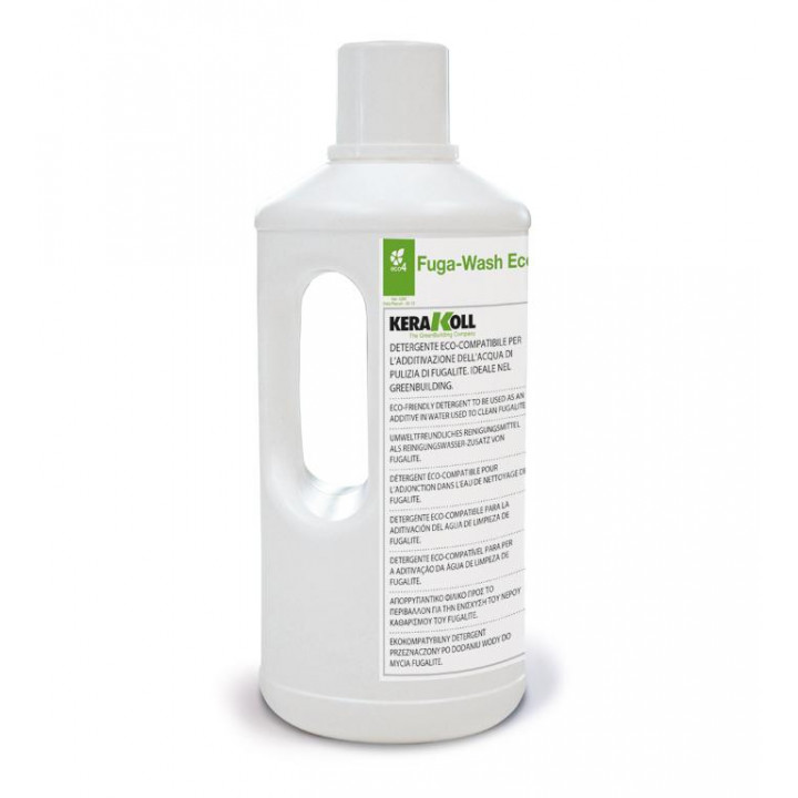 Очиститель остатков Kerakoll Fuga-Wash Eco (Кераколл Фуга-Вош Эсо) 1,5л