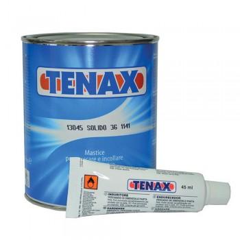 Клей полиэфирный Solido Paglierino (бежевый/густой) 1л Tenax