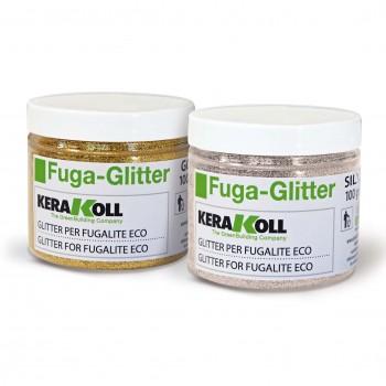 Блестки для затирки Kerakoll Fuga-Glitter Gold (Кераколл Фуга-Глитер Золото) 100гр