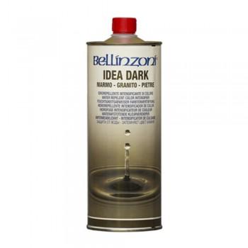 """Защитное средство с эффектом """"мокрого камня"""" IDEA DARK 1л"""